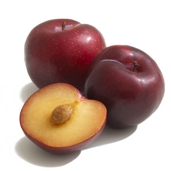 fruit-plums